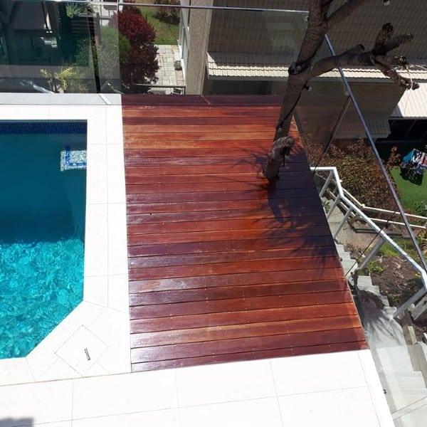 timber deck gold coast