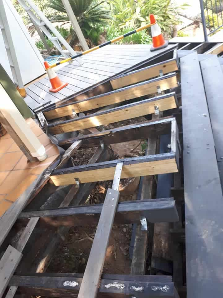 deck repairs gold coast